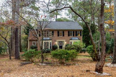 Roswell Single Family Home New: 4907 Laurel Spring Dr