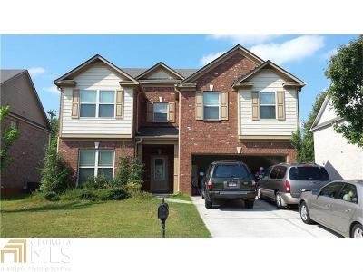 Lawrenceville Single Family Home New: 2842 Peachstone Ct