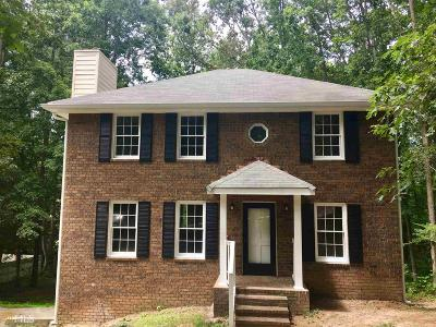 Fayette County Single Family Home Under Contract: 265 Buckeye Ln