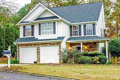 Suwanee Single Family Home Under Contract: 3980 Riversong