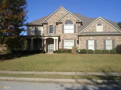 Fayette County Single Family Home For Sale: 105 Green Branch Dr