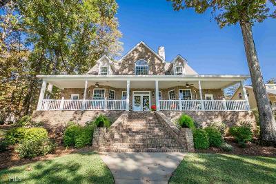 Milledgeville, Sparta, Eatonton Single Family Home For Sale: 29 Blackjack Ct