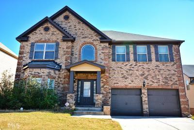 Douglasville Single Family Home Back On Market: 8746 Puett Dr