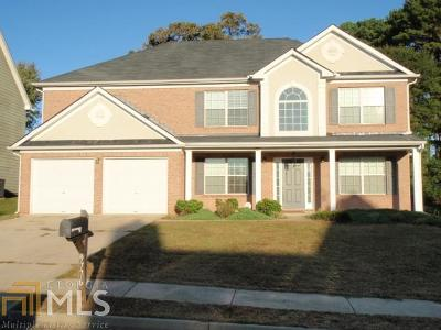 Jonesboro Single Family Home New: 9776 Sinclair Ln