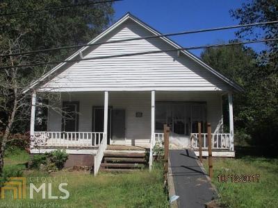 Newnan Single Family Home New: 19 Arnco 5th Street