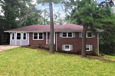 Covington Single Family Home New: 8169 Laurel Dr