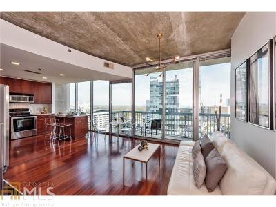 Atlanta Condo/Townhouse New: 3324 Peachtree Rd #2007