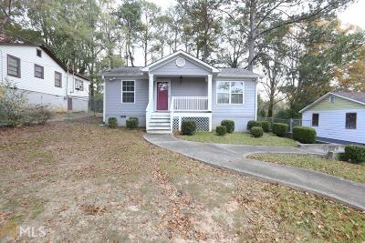 Atlanta Single Family Home New: 2255 Carver Dr