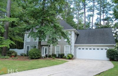 Marietta Single Family Home New: 1327 Wynford Chase