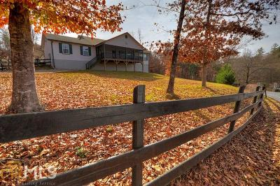 Blairsville Single Family Home For Sale: 105 Promised Land