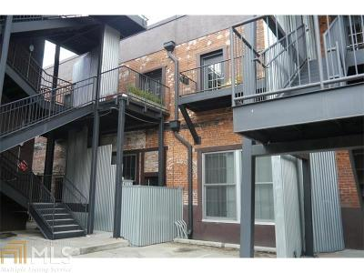 Atlanta Condo/Townhouse For Sale: 267 Peters #105