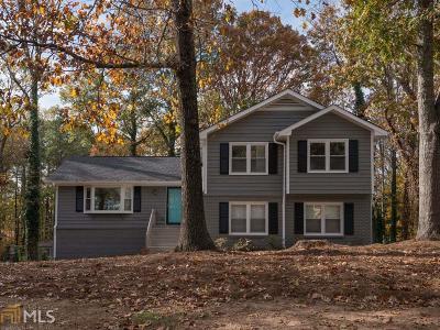 Marietta Single Family Home New: 2945 Carolyn St