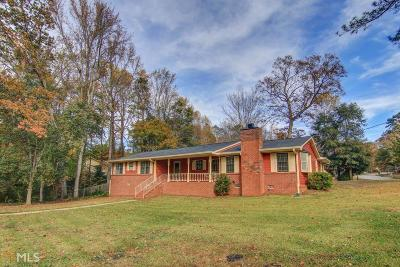 Conyers Single Family Home New: 3380 Colony Dr