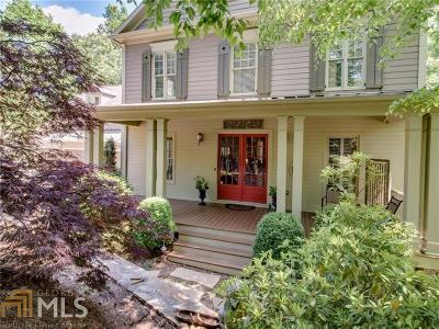 Cumming Single Family Home For Sale: 3910 Two Rivers Dr