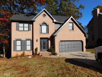 Lawrenceville Single Family Home New: 2785 Springrock Hill Trl #112