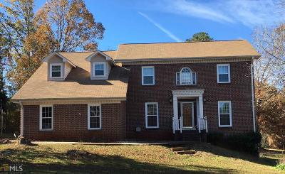 Snellville Single Family Home For Sale: 2863 Ravenwolf Way
