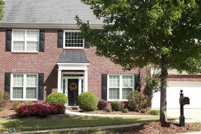Fairburn Single Family Home For Sale: 6184 The Lakes