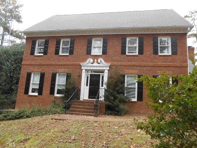 Snellville Single Family Home For Sale: 3335 Donegal