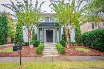 Cumming Single Family Home For Sale: 6740 Lullwater