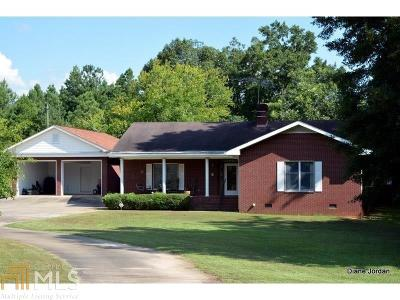 Elbert County, Franklin County, Hart County Single Family Home For Sale: 1723 Athens Hwy