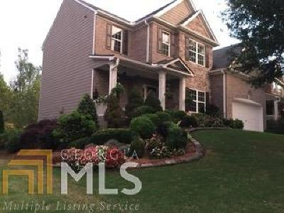 Cumming Single Family Home For Sale: 6445 Grove Meadows Ln