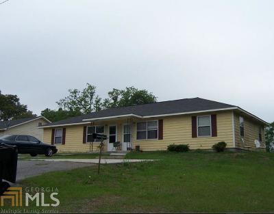 Statesboro Multi Family Home For Sale: 101 Orange #1-4