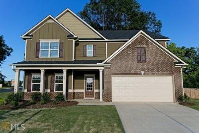Canton Single Family Home New: 125 Cherokee Reserve Cir #1