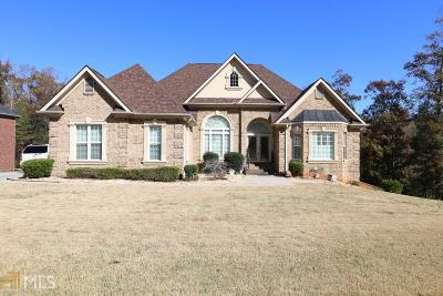 Conyers Single Family Home New: 3317 Branch Valley Trl