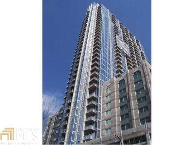 Viewpoint Condo/Townhouse For Sale: 855 Peachtree St #2312