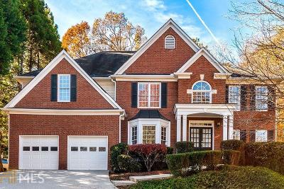 Johns Creek Single Family Home Under Contract: 10700 Cauley Creek Dr