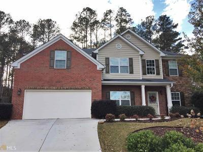 Covington Single Family Home New: 8169 Plantation Trce
