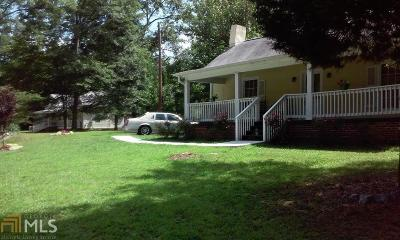 Austell Single Family Home For Sale: 6101 Spring St