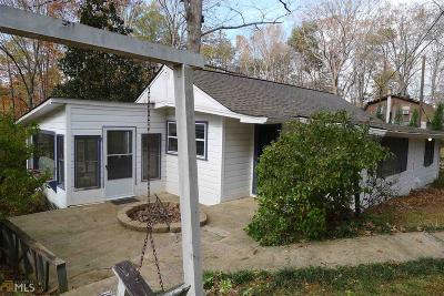 Cumming Single Family Home For Sale: 3310 Riviera Dr