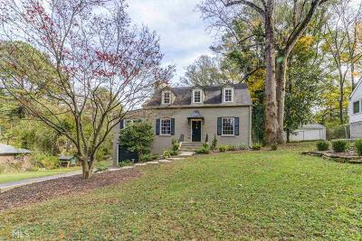 Decatur Single Family Home For Sale: 445 Superior Ave
