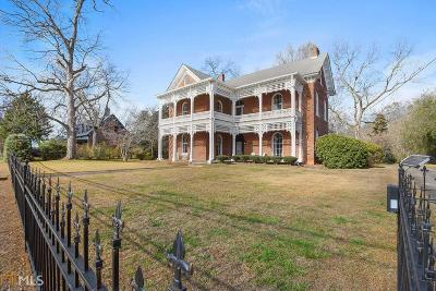 Fairburn Single Family Home For Sale: 152 W Broad