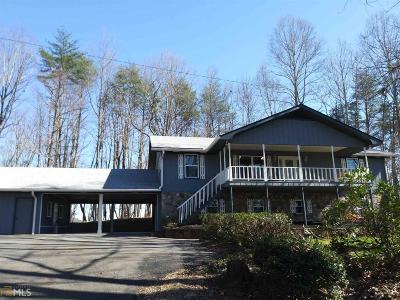 Dahlonega Single Family Home For Sale: 39 Orchard Hill Rd