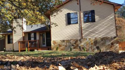 Grayson Single Family Home For Sale: 2468 Three Bars Dr
