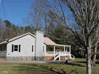 Blue Ridge Single Family Home For Sale: 61 Quail Run