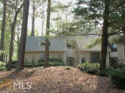 Fulton County Single Family Home For Sale: 9500 Huntcliff Trce