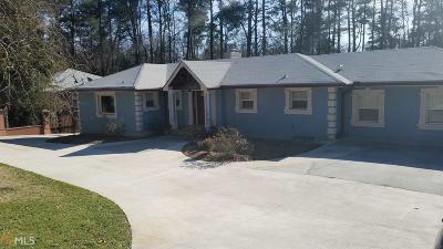 Sandy Springs Single Family Home For Sale: 539 Johnson Ferry Rd