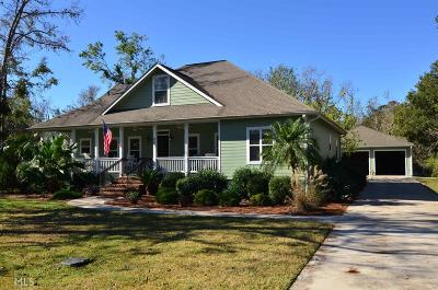Camden County Single Family Home For Sale: 907 Seagrove St