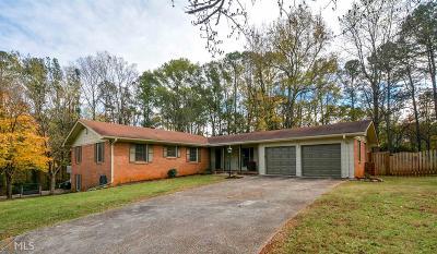 Lithia Springs Single Family Home For Sale: 2910 Laura Ln