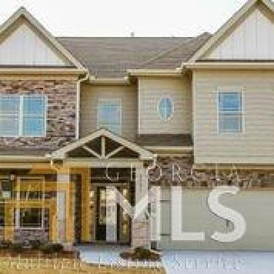 Lithonia Single Family Home For Sale: 2491 Overlook Ave #2