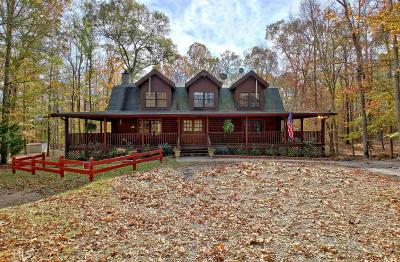 Fayetteville Single Family Home For Sale: 278 Lees Mill Rd