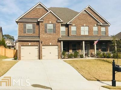 Braselton Single Family Home For Sale: 805 Sienna Valley Dr #84