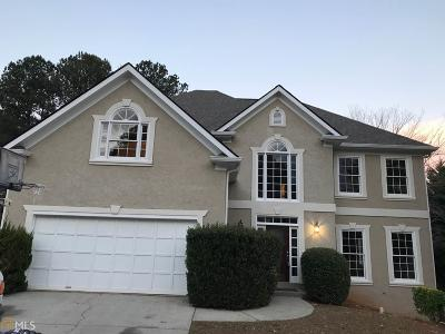 Suwanee Single Family Home Under Contract: 2305 Prosperity