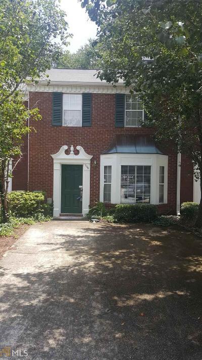 Marietta, Smyrna Condo/Townhouse For Sale: 736 Anderson Walk