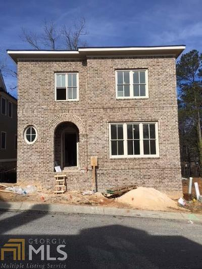 Norcross Single Family Home For Sale: 5971 Brundage Ln #7