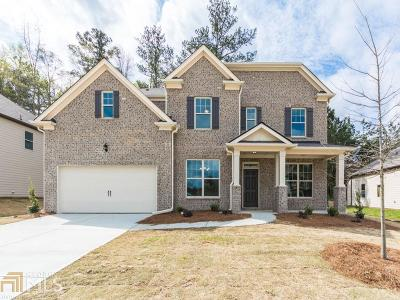 Powder Springs Single Family Home For Sale: 3578 Bartows Brg