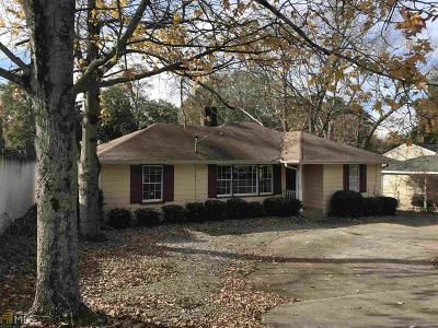 Roswell Commercial For Sale: 1216 Crabapple